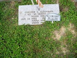 Chester C. Alderman