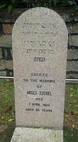 Moses Ezekiel