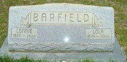 Lonnie Barfield