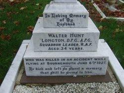 "Walter Hunt ""Scruffy"" Longton"