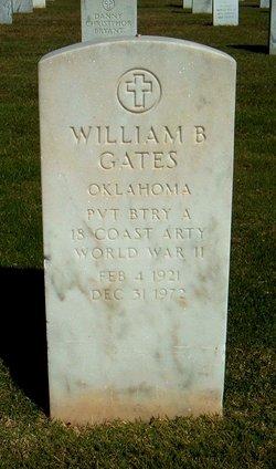 William B Gates