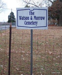 Watson and Morrow Cemetery