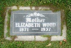 Sarah Elizabeth <I>Watts</I> Wood