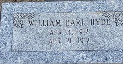 William Earl Hyde