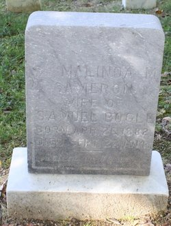Malinda M <I>Cameron</I> Bogle