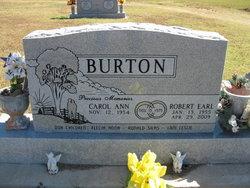 Robert Earl Burton