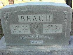 Napoleon Bonaparte Beach