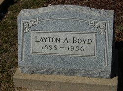 Layton Allen Boyd, Sr