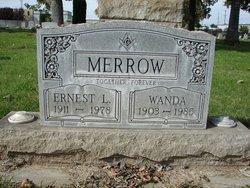 Wanda <I>Miller</I> Merrow