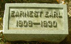 Earnest Earl Acker