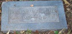 Frances Margaret Allen