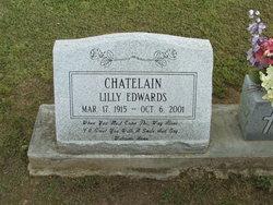 Lilly <I>Edwards</I> Chatelain