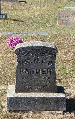 "Mrs Martha Fransina ""Synie"" <I>Greer</I> Parmer"