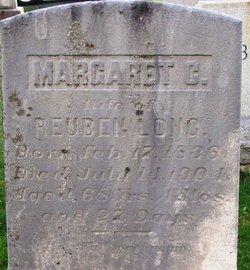 Margaret C <I>Nusbaum</I> Long
