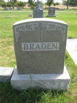 Mary Gladys Braden