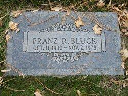 Franz Richard Bluck
