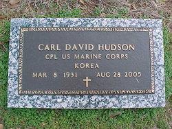 Carl David Hudson