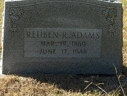 Reuben Rowell Adams