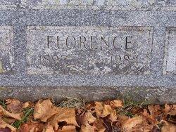 Florence <I>Polk</I> Pennock