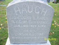 Rev John S Haugh