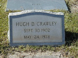 "Hugh Douglas ""Hugh"" Crawley"
