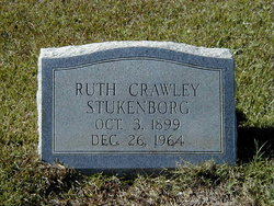 Ruth <I>Stukenborg</I> Crawley