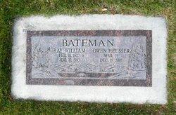 Ray William Bateman