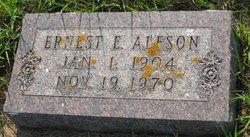 Ernest E Alfson