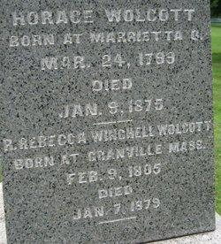 Ruth Rebecca <I>Winchell</I> Wolcott
