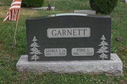 Ethel L. <I>Lightcap</I> Garnett