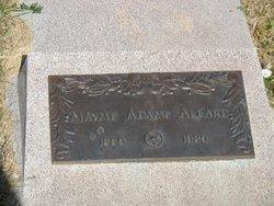 Mayme <I>Titus</I> Adams Allard