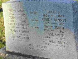 Sarah Jane <I>Bull</I> Smith