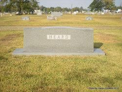 """Joseph Ruffin """"Joe"""" Heard"""