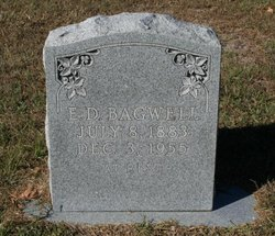 Eddie D Bagwell