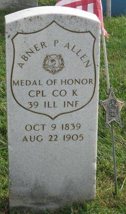 Abner Peeler Allen