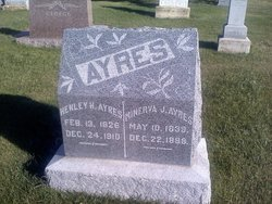 "Henley Hartley ""Father Ayres"" Ayres"