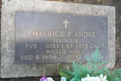 Maurice F Andre