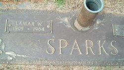 Lamar William Sparks