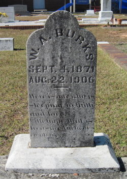 William A. Burks