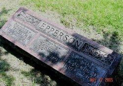 Bessie F. <I>Radford</I> Epperson