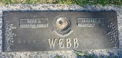 Nova L <I>Barnes</I> Webb