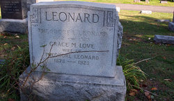 Grace Maude <I>Love</I> Leonard