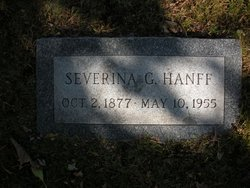 Severina G Hanff