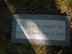 William Henry Hanff, Sr