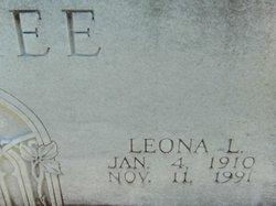 Leona <I>Lynch</I> McKee