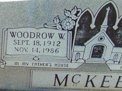 Woodrow Winston McKee
