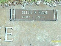 Nellie <I>Walker</I> McKee