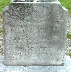 Mary Dorothy McKee