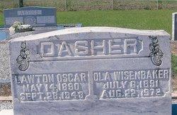 Lawton Oscar Dasher