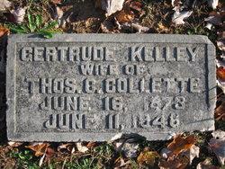 Gertrude Kelley Collette